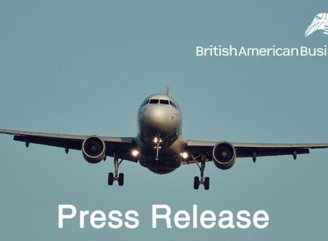 BritishAmerican Business (BAB) Publishes Statement on Heathrow Expansion Approval