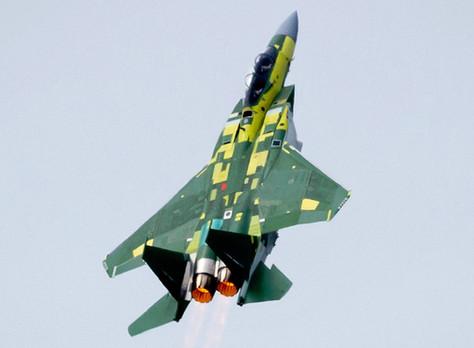 BABC member Boeing's F-15 Qatar Advanced Jet Completes Successful First Flight