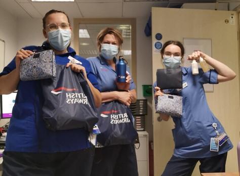 BABC member British Airways donates over 200,000 essentials to charities and communities across the