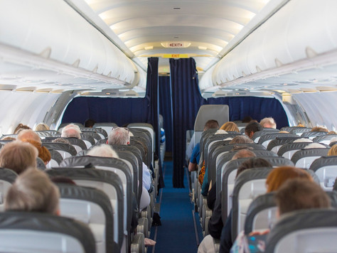 BABC member Boeing and Airbus Both Study Coronavirus Risk on Airplanes, Report Says