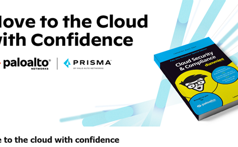 BABC member Palo Alto Networks shares Cloud Security & Compliance For Dummies®