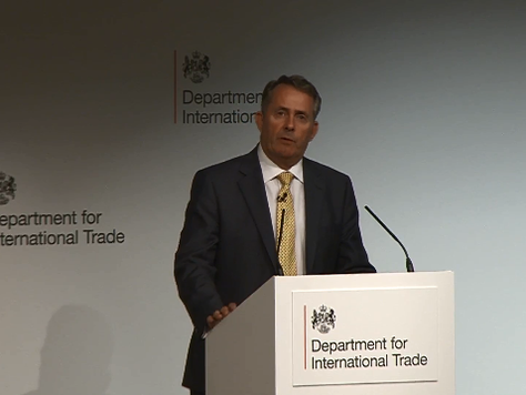 BritishAmerican Business responds to keynote on UK trade by Secretary of State for International Tra