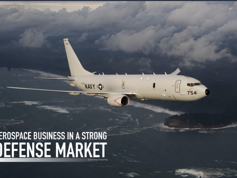 Aerospace Business in a Strong Defense Market