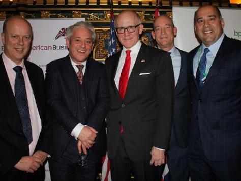 BAB Welcomes US Ambassador Robert Wood
