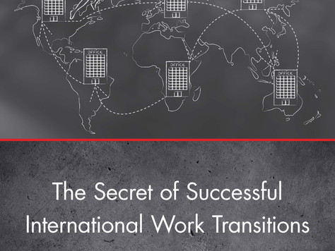 The Secret of Successful International Work Transitions: BABC member John Brewer Shares Tips To Help