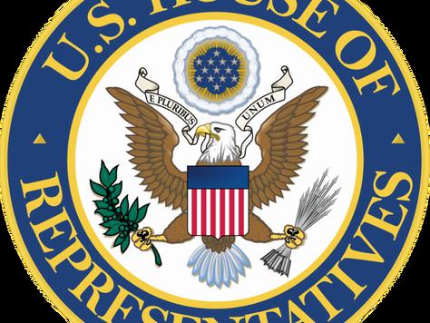 Congressman Derek Kilmer and Ron Wild welcomed by BritishAmerican Business