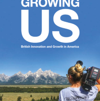 UK Minister of State for Trade Policy Marks US Visit with Launch of Growing US - British Innovation
