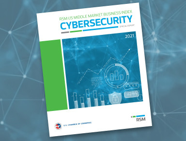 RSM releases Middle Market Business Index 2021 Cybersecurity Special Report