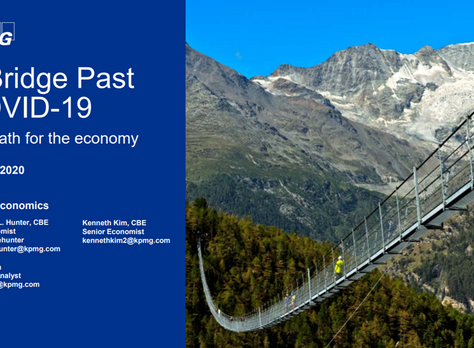 BABC member KPMG recently released 'A Bridge Past COVID-19: The path for the economy' specia
