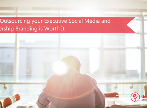 BABC Member Delightful Communications Shares Why Outsourcing your Executive Social Media Leadership
