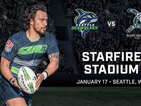 Seattle Saracens vs Seattle Seawolves Charity Match: The Ultimate Hometown Showdown!