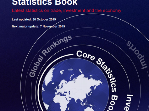 UK Government Publishes Latest Trade and Investment Core Statistics Book