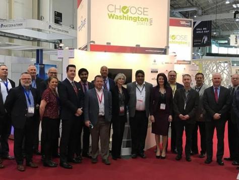 BABC Member Orion Industries Participates in Choose Washington Delegation to AIX Hamburg 2019