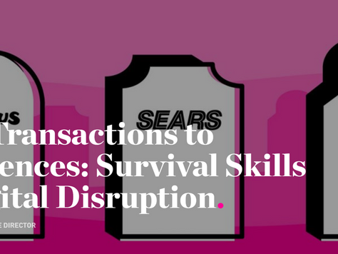 From Transactions to Experiences: BABC member Teague Shares Survival Skills for Digital Disruption