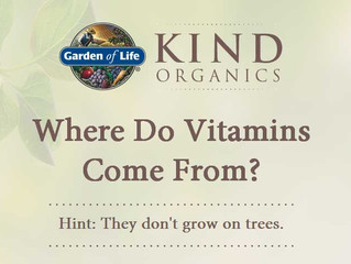 Garden of Life introduces Kind Organics - Available NOW