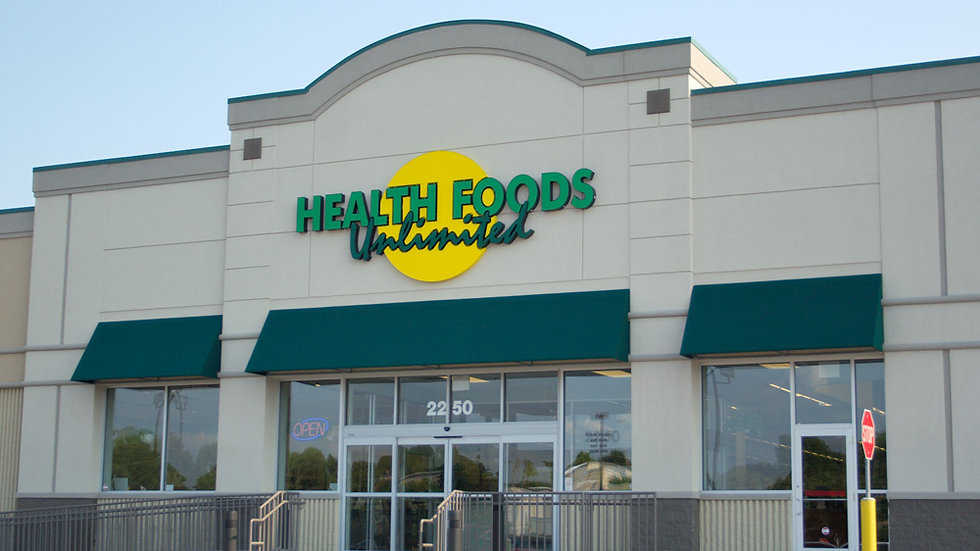 Health Food Store  And
