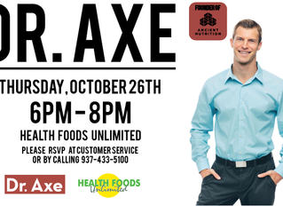 Dr. AXE from Ancient Nutrition