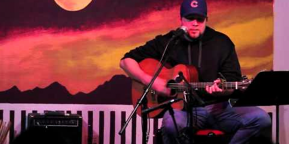Front Porch Music-Crashing the Open Mic