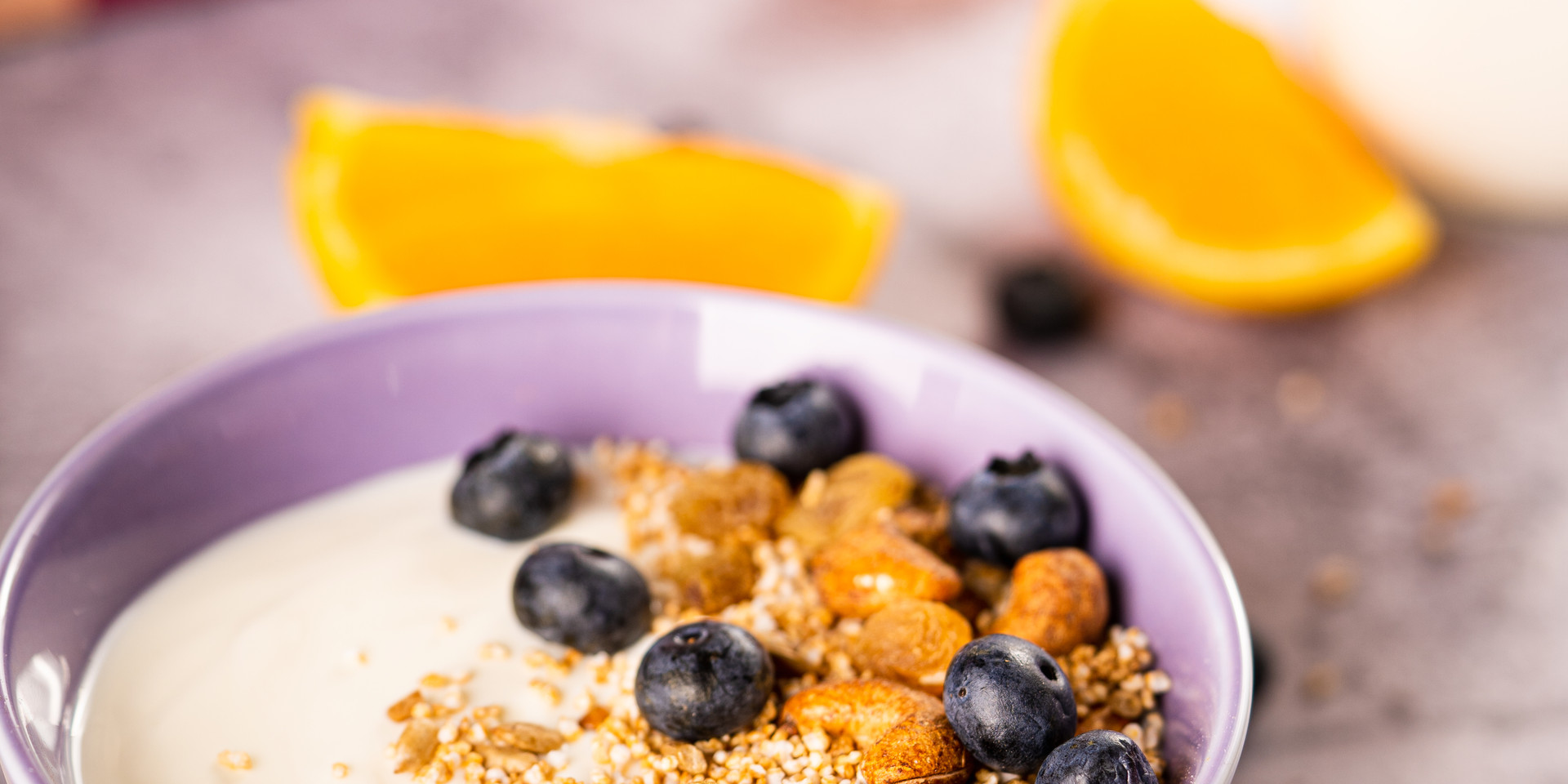 Health Bowl by Nourish Organics