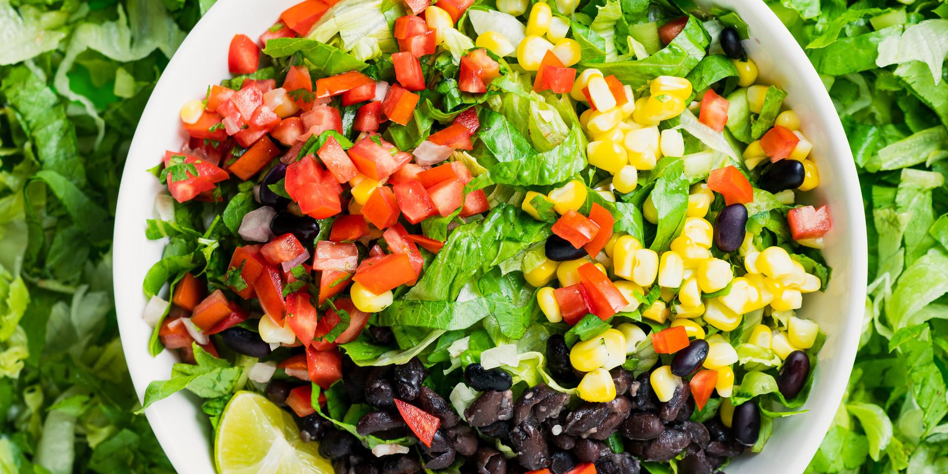 Salad Bowl by Maiz Kitchen