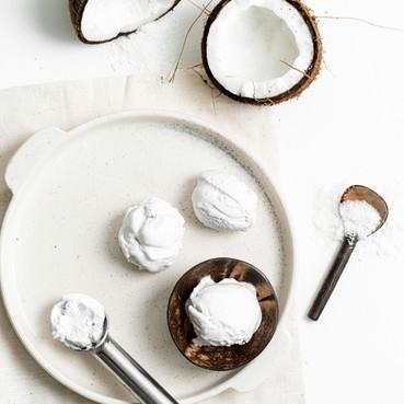 Coconut Ice cream by Bono, Mumbai