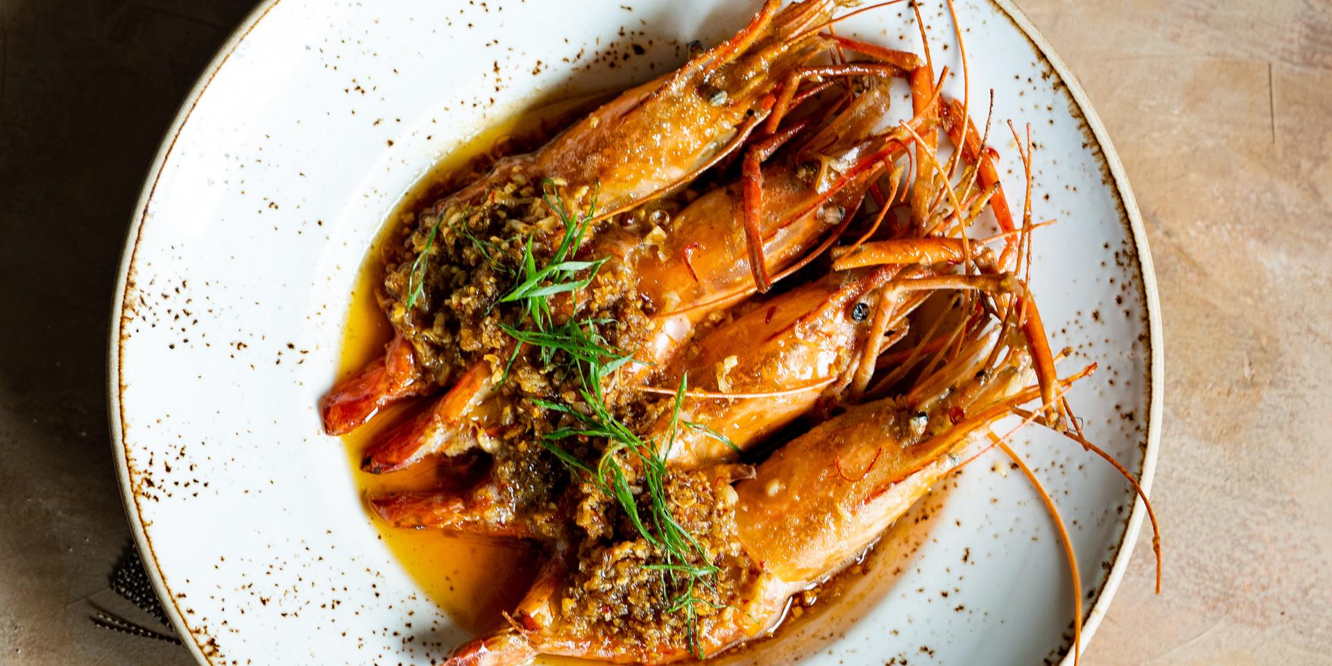 Macau style lobster by Bastian Mumbai