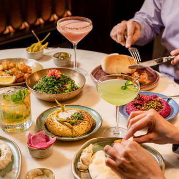Table Setting at Rue Du Liban