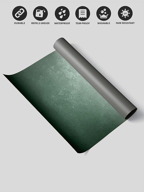 Moss Green Abstract Texture
