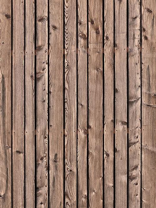 Ladakhi Wooden Fence