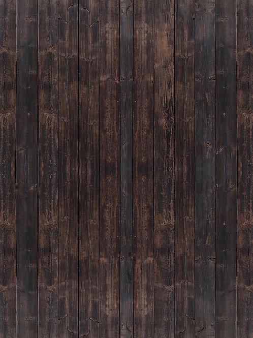 Dark Brown Barn Wood