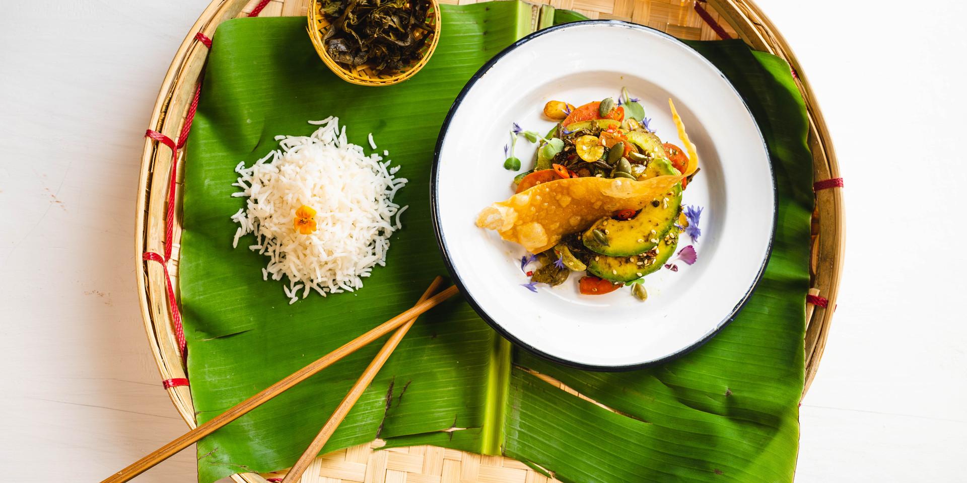 Authentic Burmese food by Burma Burma