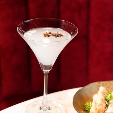 Cocktails at Rue Du Liban