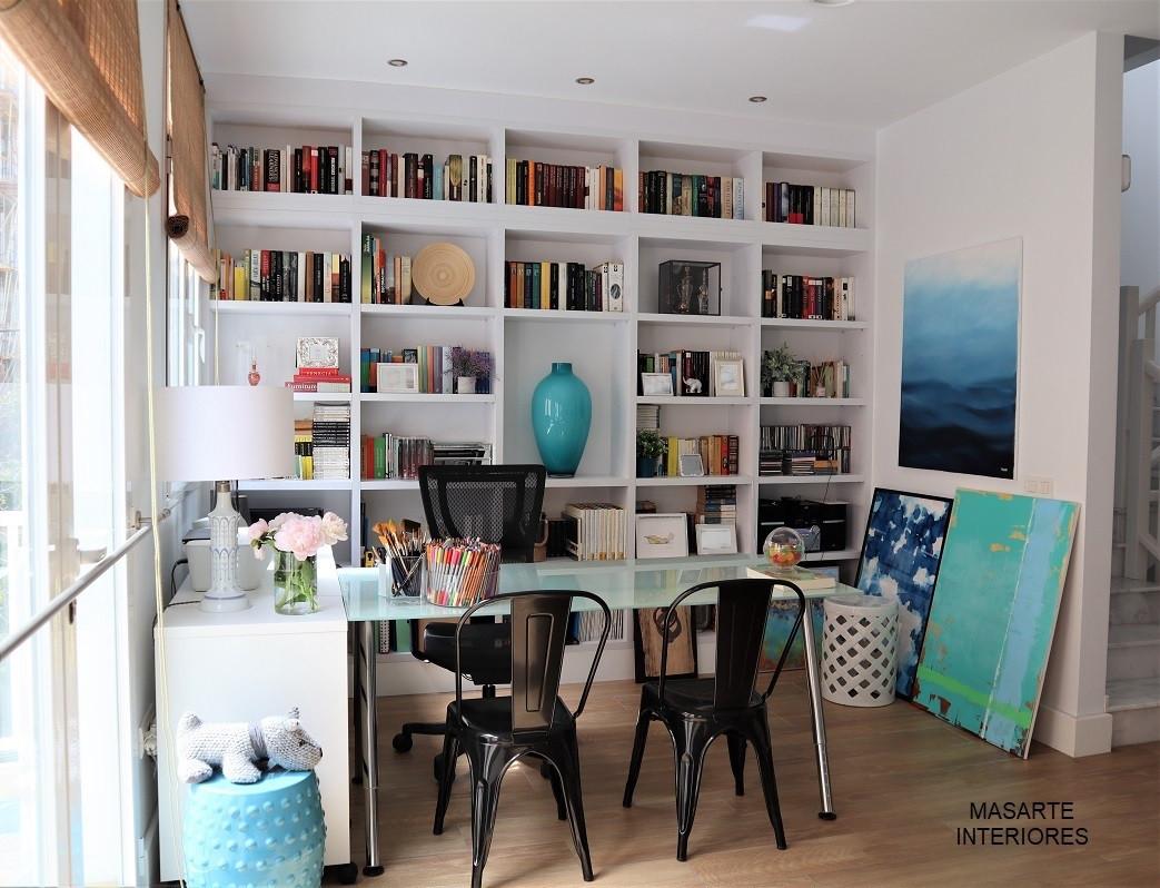 Estudio de diseño de Masarte Interiores