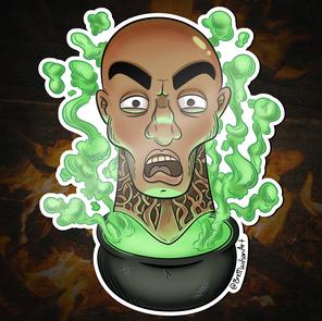 020 - Goth (Cauldron Form)