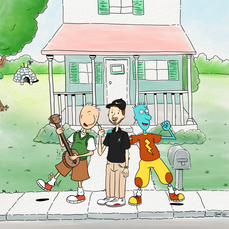 Justin Hangs with Doug and Skeeter Commission