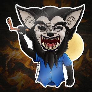 43 - Gordon the Werewolf