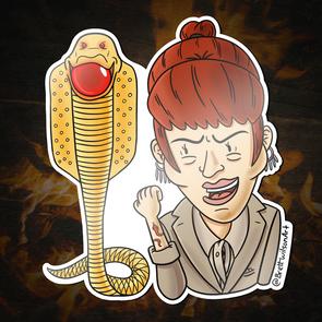 019 - Snakestaff and Dr. Oliver