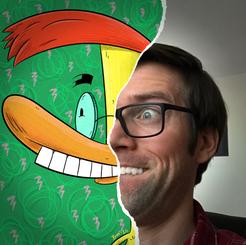 Toon Me: Duckbrett