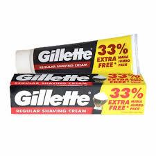 Gillete Shaving Cream (Regular)