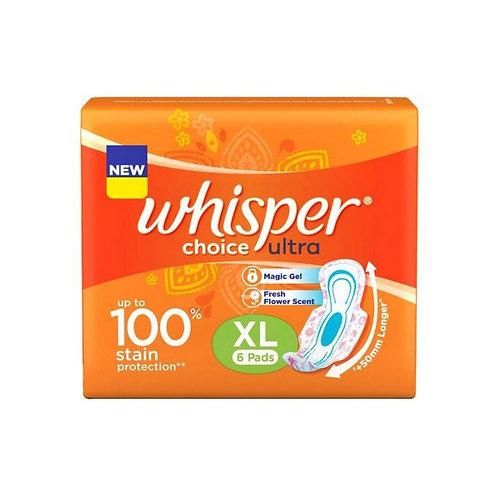 Whisper Choice Ultra XL 6s