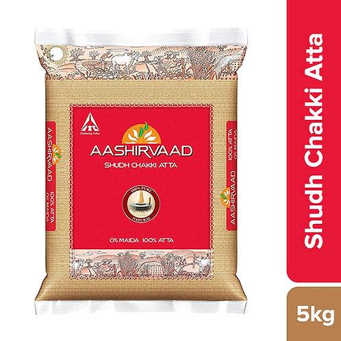 Ashirvaad Atta 5 kg