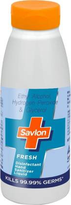 Savlon Hand Sanitizer Liquid 100 ml