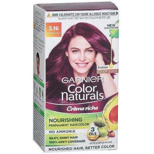 Garnier Color Natural (Burgundy)