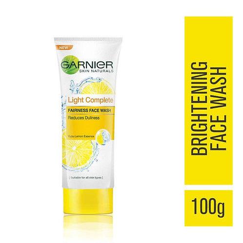 Garnier Light Face wash 100 g