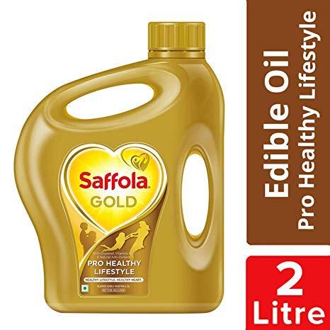 Saffola Gold Oil 2 L