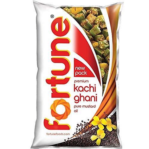 Fortune Kachi Ghani (Musterd oil) 1 L