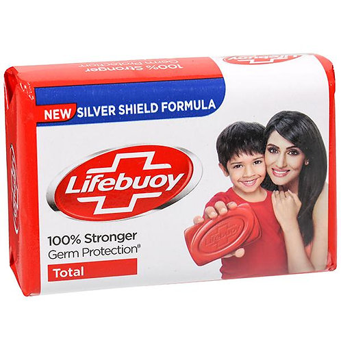 Lifebuoy Total Soap 125 g