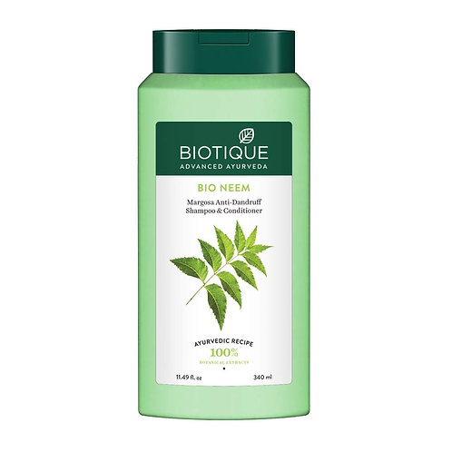 Biotioue Bio Neem Shampoo & Conditionar 340 ml