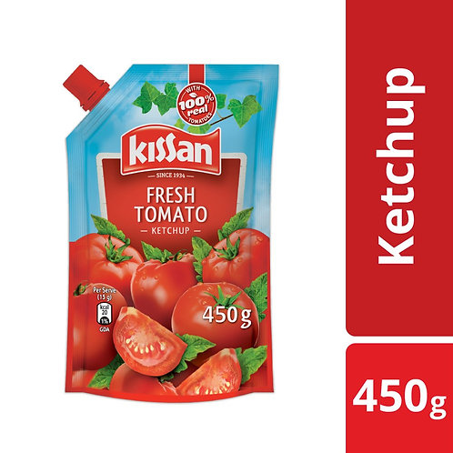 Kissan Tomato Ketchup 450g
