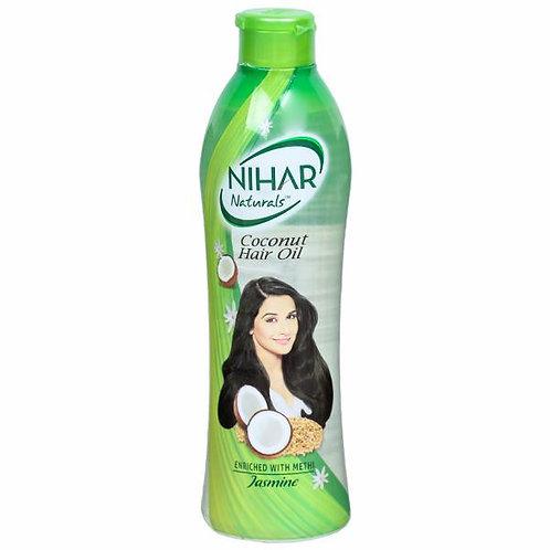 Nihar Naturals Coconut Oil 400 ml